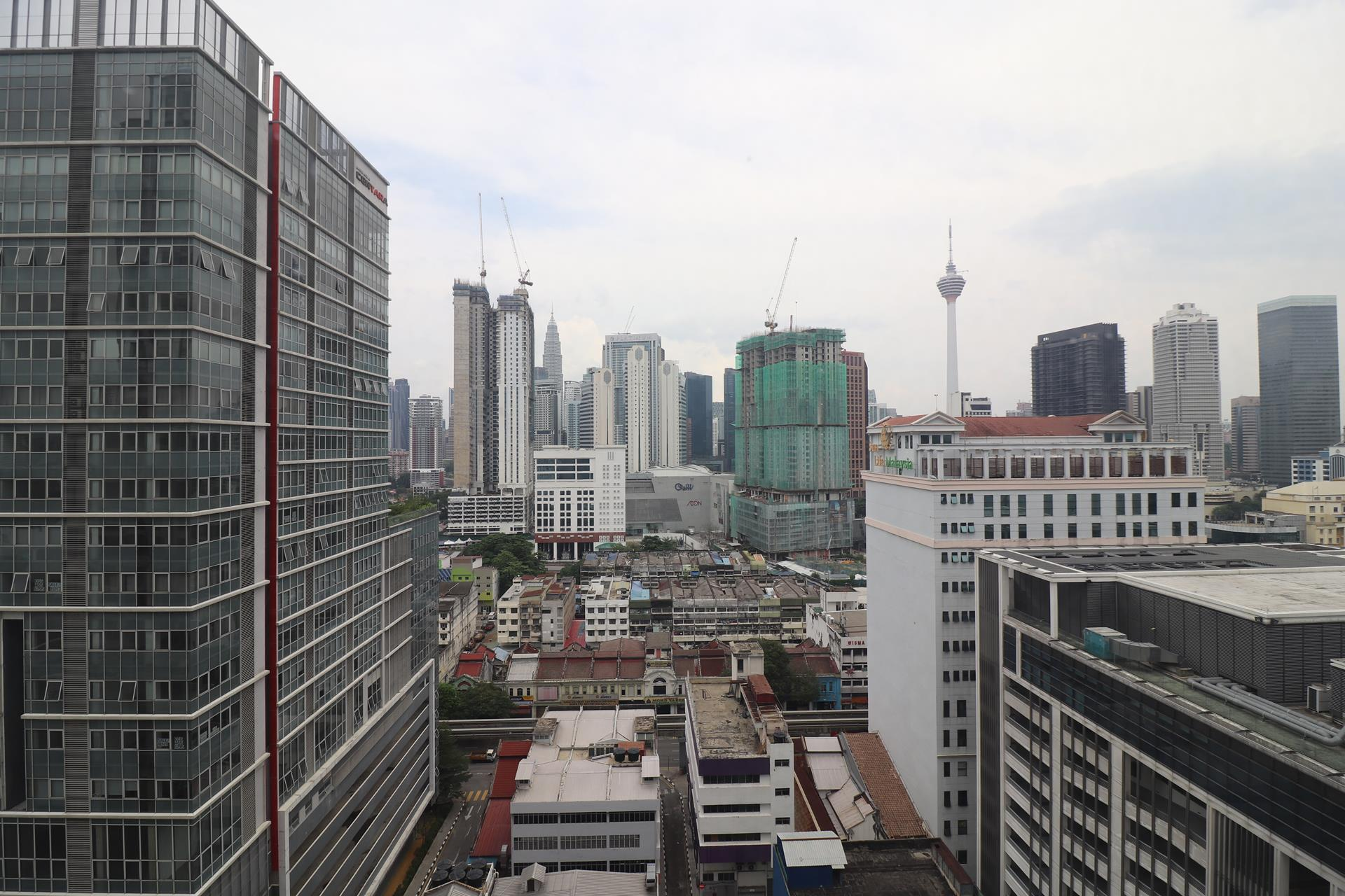 premium double klcc view