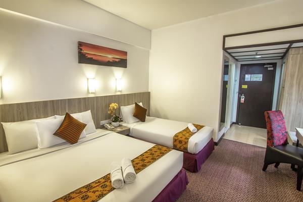 Premium Triple - Renovated Room