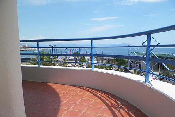 Apt-A Deluxe, sea view, 4 P